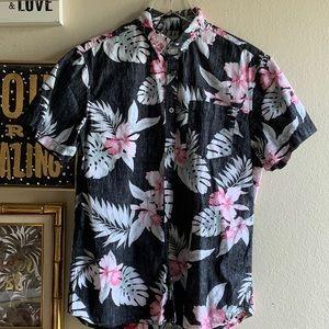 Mens Tropical Shirt